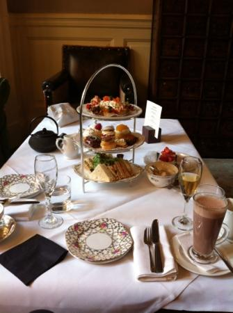 The Angel: High Tea