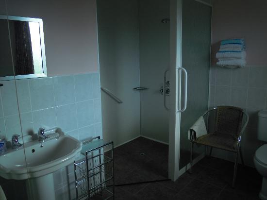 Inver Park House: bagno