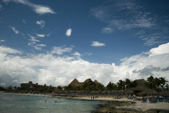 Catalonia Riviera Maya: Private beach