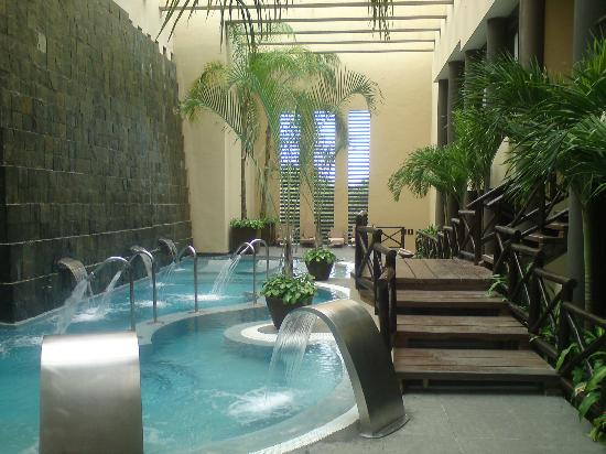Catalonia Riviera Maya: Beautiful spa