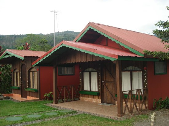 Siloe Lodge: View of the rooms