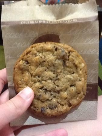 Doubletree by Hilton Orlando at SeaWorld: The Cookie