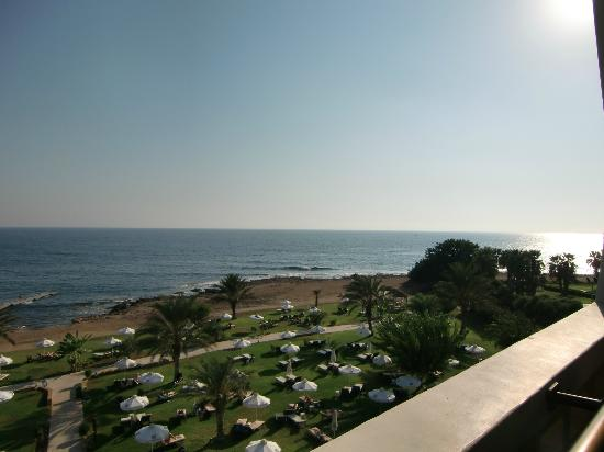 Constantinou Bros Athena Royal Beach Hotel: Another view from 2257