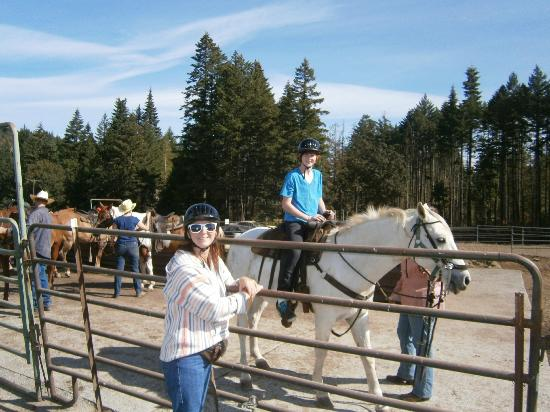Northwestern Lake Riding Stables: Can't wait to go again
