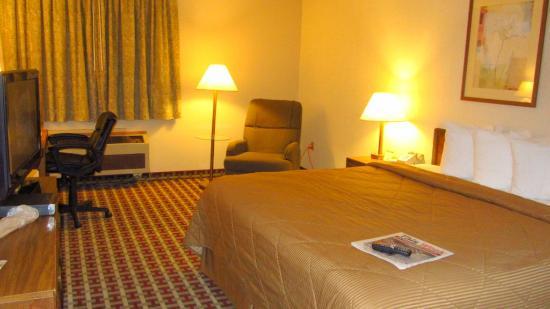 品質套房飯店張圖片