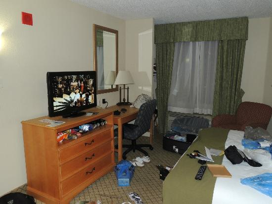Holiday Inn Express Hotel & Suites Universal Studios Orlando: -