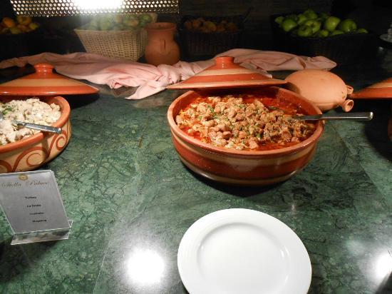 Stella Palace Resort & Spa : Food