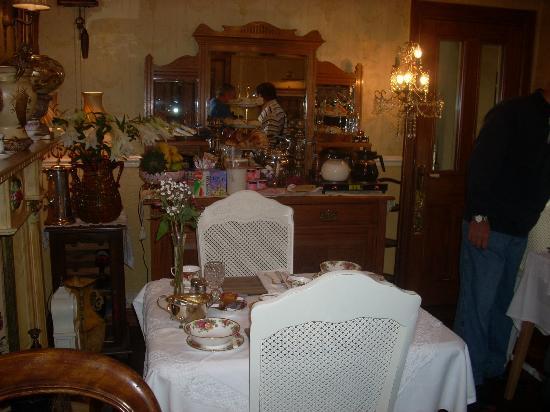 Westview Guest House: Colazione deliziosa