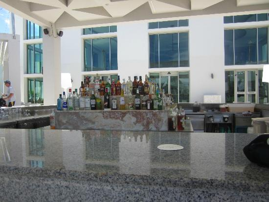 Secrets Silversands Riviera Cancun: Bar
