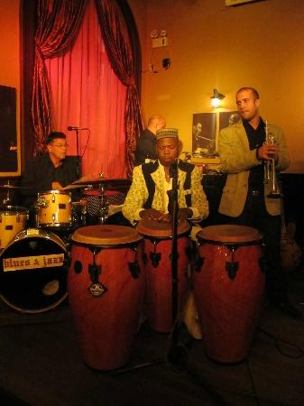 House of Blues & Jazz : Cuban base with blues on top! - 2nd Oct 2012