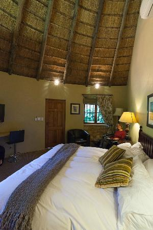 Idwala Boutique Hotel Johannesburg: Spacious, well appointed rooms