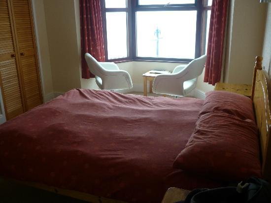 Yr Hafod Guest House: Bedroom