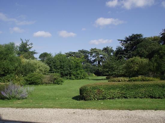 Le Chateau de Sully : Gardens