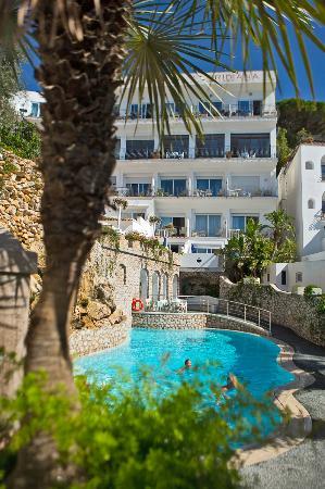 هوتل لا فلوريديانا: vista del ns. hotel dalla piscina