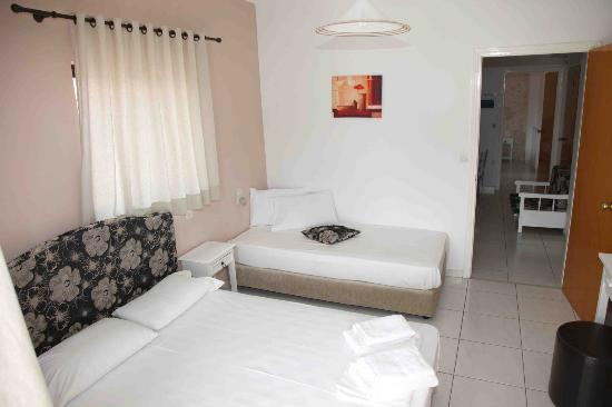 Aggelos Appartments: Bedroom 2 (two bedrooms apartment)