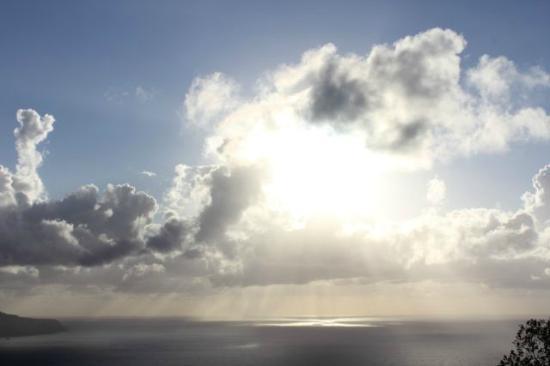 ريزيدانس جوكسي دي كابري: sky - view from hotel 