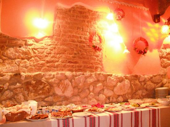 Eden Hotel: breakfast buffet
