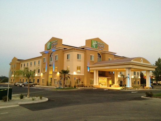 Holiday Inn Express Red Bluff - South Redding Area: EXTERIOR