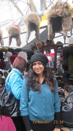 Toulouse Walking Tours : Sheree Nandi