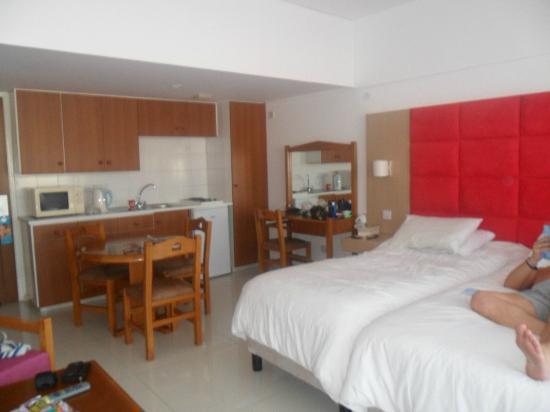Anastasia Beach Hotel : We were in studio loads of room