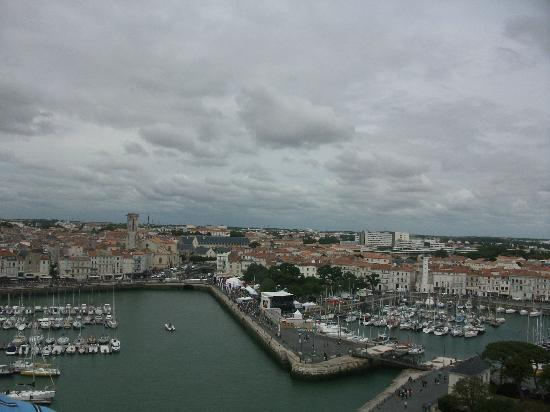 Tour Saint-Nicolas : Vistas desde lo alto de la torre