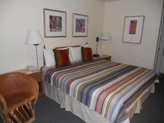 Santa Fe Sage Inn: My room