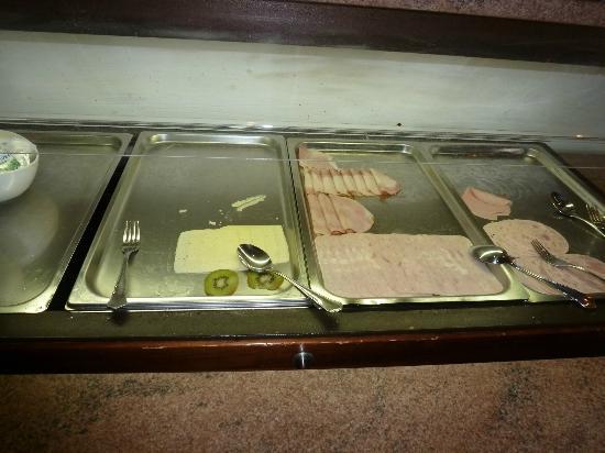 Hocheder: Essen wird nicht nachgefüllt