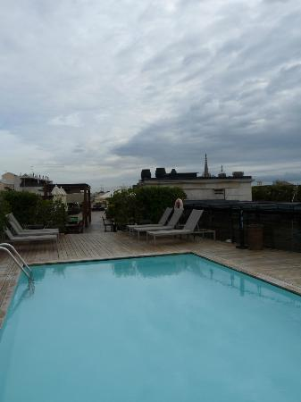 Hotel 1898: Roof Top Pool