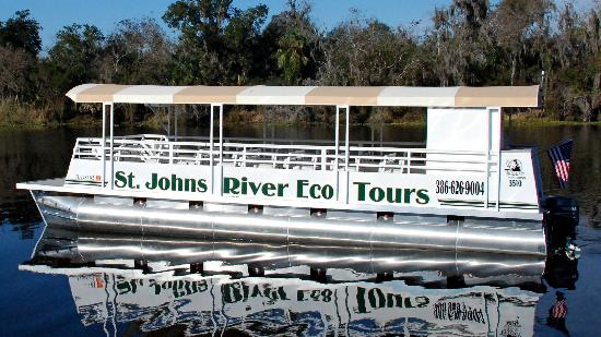 ‪St. John's River Eco Tours, LLC‬