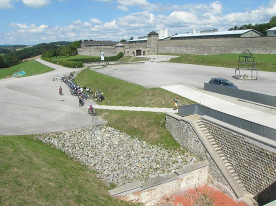 Mauthausen Memorial : The Camp