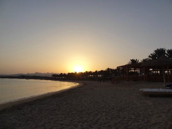 SENTIDO Palm Royale Soma Bay : Sunset