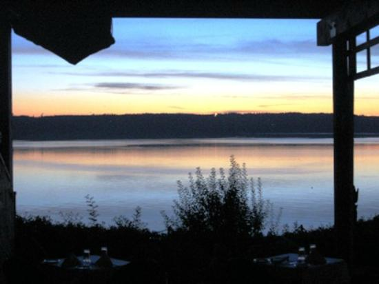 Camano Island Inn: More amazing views