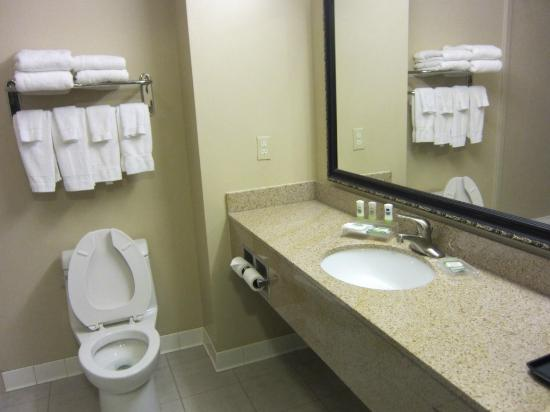 Country Inn & Suites By Carlson, Grand Rapids East: bathroom