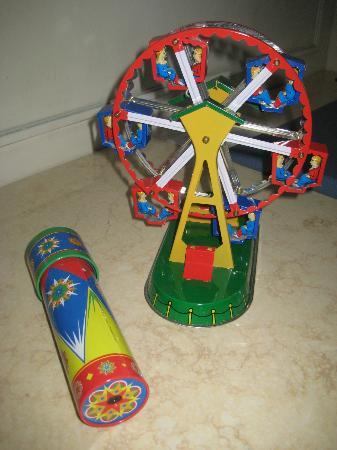 Casa del Mar: a miny Santa Monica ferris wheel