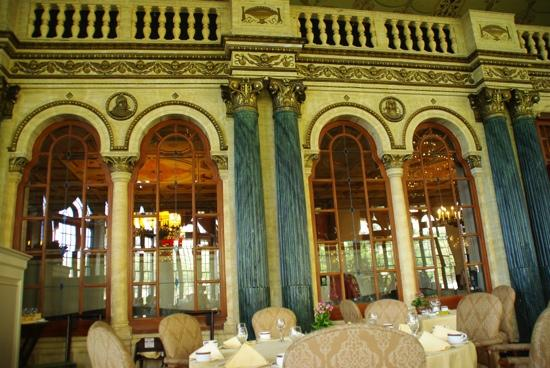 The Breakers: Breakfast Area