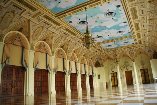 The Breakers: Ball room