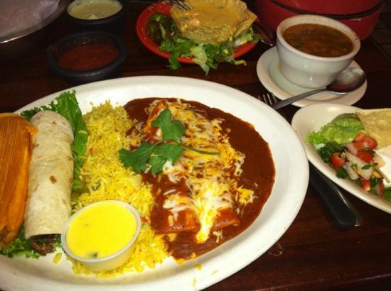 Gringo's Mexican Kitchen: Tia Juana!