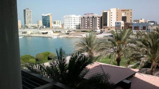 Hilton Ras Al Khaimah Resort & Spa : View from our room