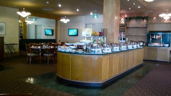 Hilton Ras Al Khaimah Resort & Spa : Great breakfast