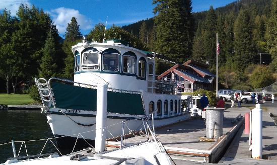 Lake Pend Oreille Cruises : Shawnodese