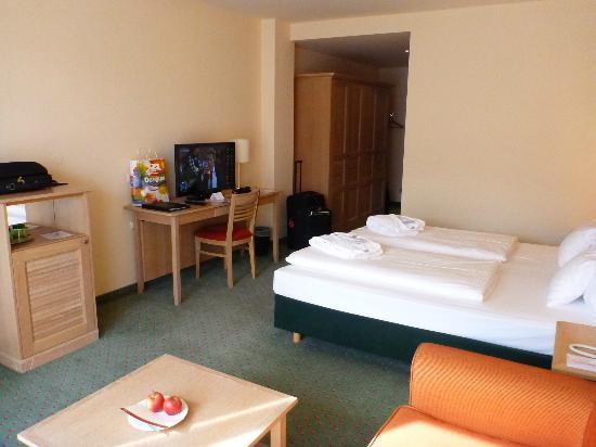 Das Hotel Eden: top zimmer 507