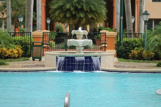 "Wyndham Palm-Aire: ""Quiet"" pool"