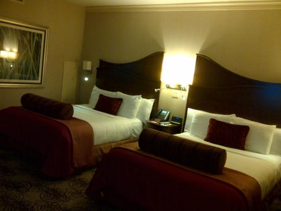Choctaw Casino Resort: Choctaw Queen Room