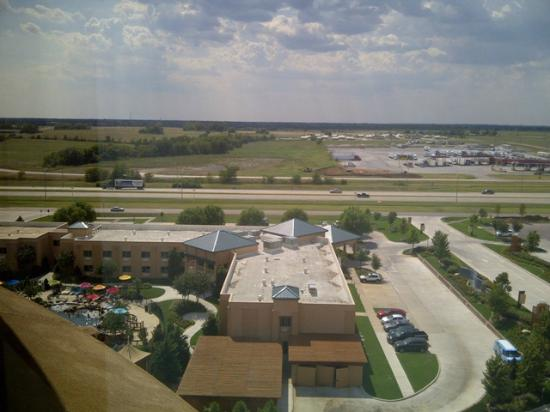 Choctaw Casino Resort: Choctaw Queen Room View