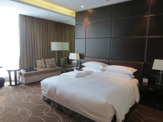 InterContinental Nanjing: 客室