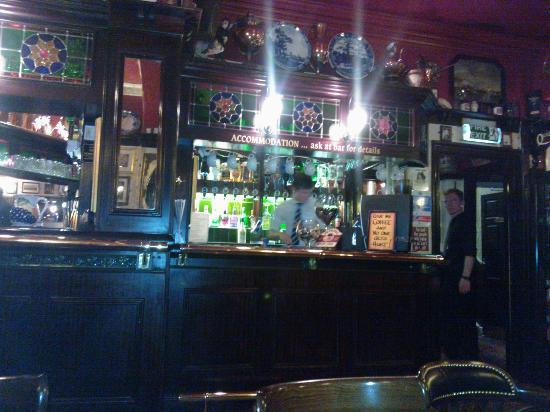 Exhibition Hotel: Bar area