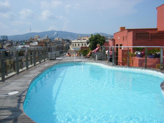 Silken Gran Hotel Havana: Hotel pool