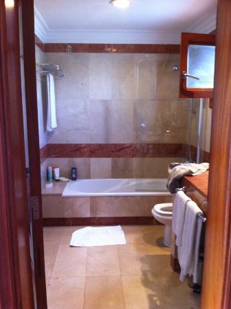 Las Marismas de Corralejo: bathroom