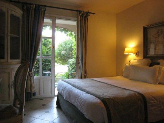 Hotel de Mougins : Bedroom