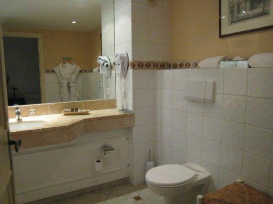 Hotel de Mougins : Bathroom